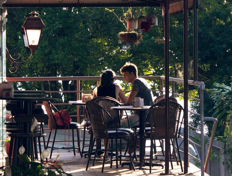 patio landscape lighting